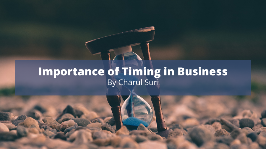 Importance of Timing in Business